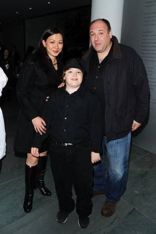 James Gandolfini's 13-Year-Old Son Reportedly Witnessed Him Having Heart Attack
