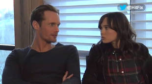 Why Did Ellen Page Google Alexander Skarsgard Sex Scenes?