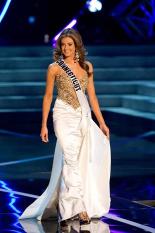 Miss Connecticut Erin Brady Wins Miss USA
