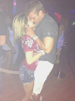 Jenelle Evans Makes Out With New Boyfriend on the Dance Floor (PHOTOS)