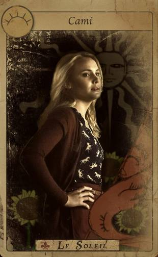 The Originals' Eerie New Promo Photo: Cami as the Sun