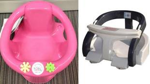 Baby Bath Seats Recalled Due to Drowning Danger: Get the Facts Here
