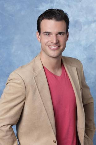 Who is the Guy With the Girlfriend on The Bachelorette 2013?