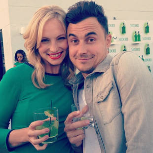 Candice Accola Pregnant? Not Unless She's Drinking While Knocked Up!