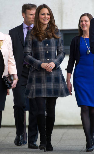 Kate Middleton: How Is She Exercising While Pregnant?