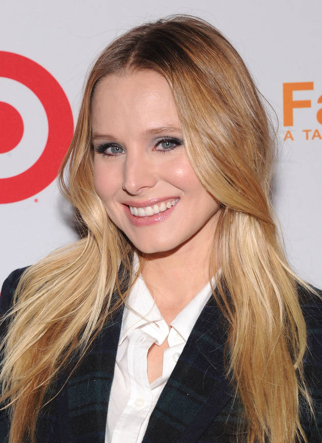 Kristen Bell Reveals Her Recipe For Red Carpet-Readiness