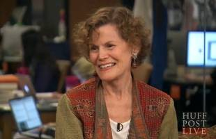 "Judy Blume Urges Parents to ""Enjoy Their Baby"" While They Can (VIDEO)"