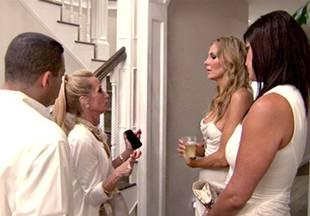 Brandi Glanville and Kim Richards Go On Double Date