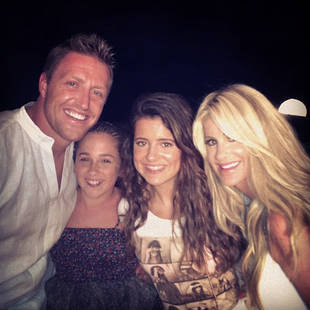 Kroy Biermann Officially Adopts Brielle and Ariana Zolciak!