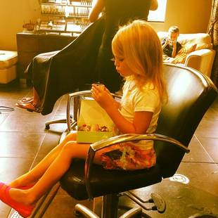 Jamie Lynn Spears' Daughter Maddie Looks Adorable in Dolce & Gabbana For 5th Birthday (PHOTO)