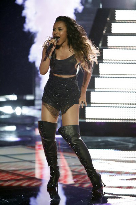 "The Voice 2013's Sasha Allen on ""Sasha Fierce"" Nickname: ""Who Wouldn't Want to Be Compared to Beyonce?"" — Exclusive"