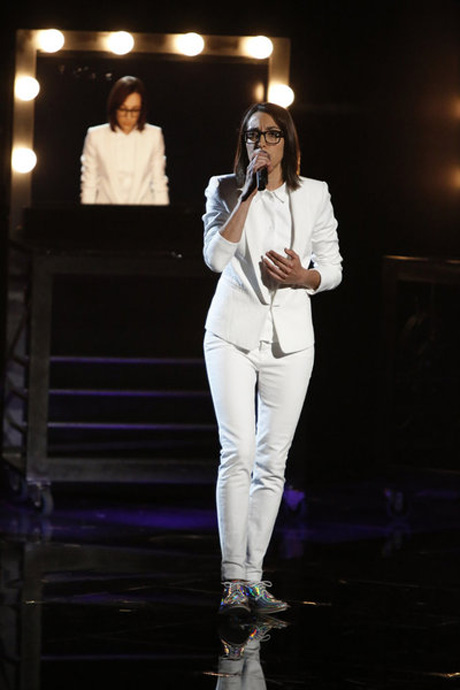 Michelle Chamuel Talks Her Voice 2013 Journey and Usher Being a Part of Her Family