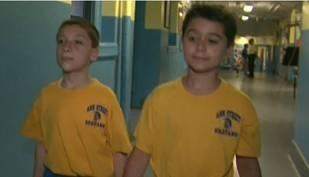 Second Grader Saves Choking Friend — All Thanks to Sesame Street! (VIDEO)
