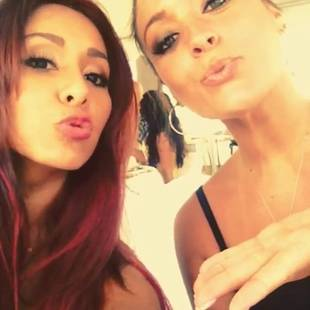 Snooki Debuts First Instavideo Featuring Baby Lorenzo and Sammi Sweetheart