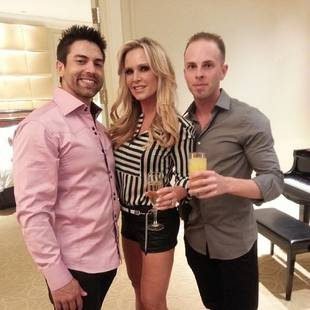 When Did Tamra Barney's Son Get to Be So Hot? (PHOTO)