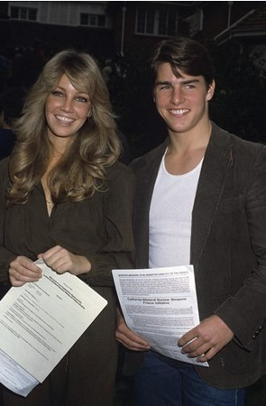 Heather Locklear Opens Up About Horrible Date With Tom Cruise