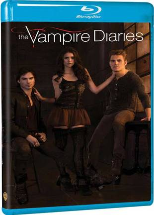 The Vampire Diaries Season 4 on DVD: All of the Release Details and More!