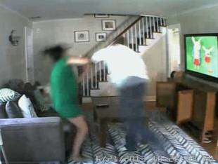 Violent New Jersey Home Invasion Caught on Nanny Cam (VIDEO)