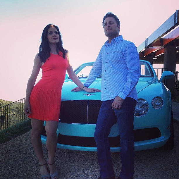 Bachelorette 2013: Desiree Hartsock's Aqua-Blue Bentley Costs How Much?