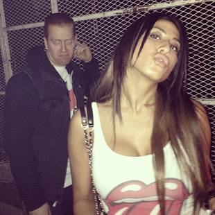 Leyla Ghobadi, Kanye West's Alleged Mistress, Defends Herself on Twitter