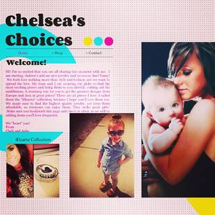 "Chelsea Houska to Debut ""Aubree's Cubby"" on Chelsea's Choices! (PHOTO)"
