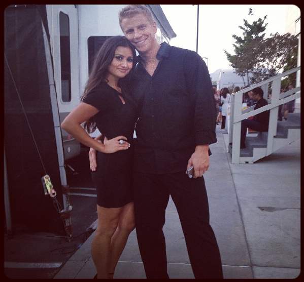 Sean Lowe: I Broke Bachelor Rules for Catherine Giudici!