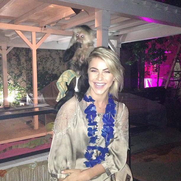 """Julianne Hough Finds Her """"Soulmate""""! (PHOTO)"""