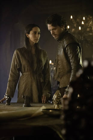 How Game of Thrones Ruined Robb Stark