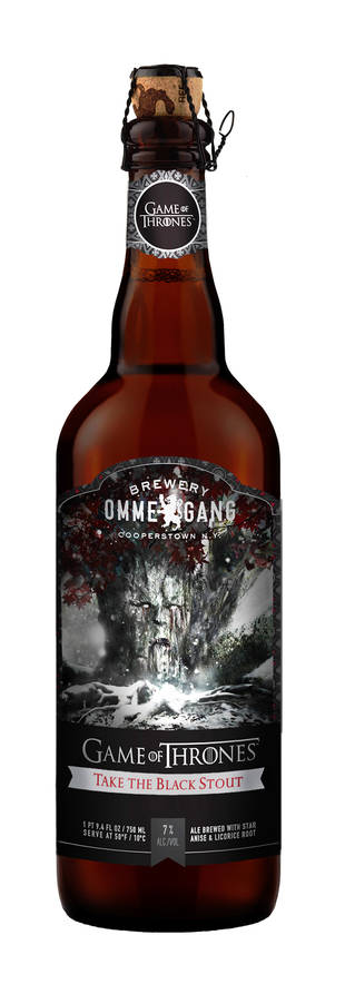 Game of Thrones Beer: New Black Stout Available!