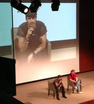 "Ian Somerhalder at Love & Blood ItaCon: ""I Still Don't Know If I'll Play Christian Grey!"" (VIDEOS)"