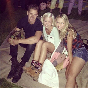 Jef Holm Reportedly Dating Michelle Mugleston, But Says He's Single…