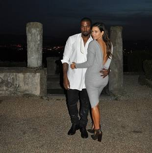 Kim Kardashian and Kanye West Baby: Is Her Name North West? — UPDATE