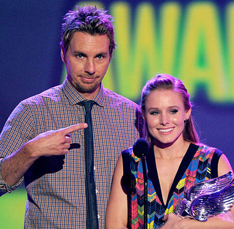 "Dax Shepard Rejects Sexiest Vegetarian Award: ""I Eat Chicken"""