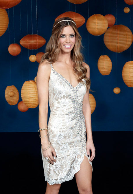 Lydia McLaughlin Insists She's a Peacemaker, Confused By Alexis's Blogs