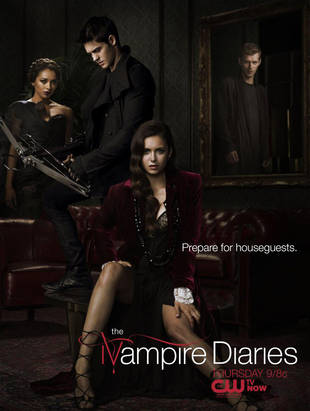 Vampire Diaries Season 5: The Writing Process Has Begun!