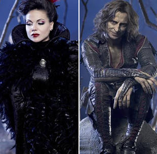 Once Upon a Time: Does Rumple Have it Better Than Regina?