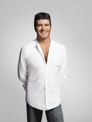 Simon Cowell Egged During Britain's Got Talent Finale