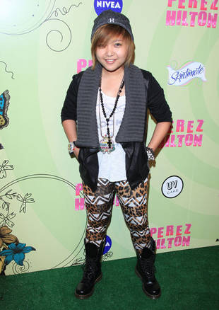 Glee's Charice Comes Out: I'm a Lesbian
