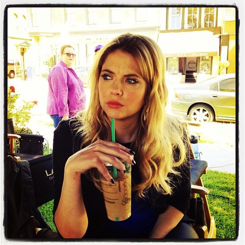 Pretty Little Liars' Ashley Benson: 25 Fun Facts