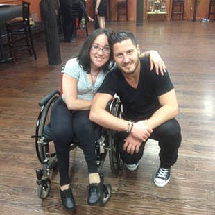 Dancing With the Stars Pro Val Chmerkovskiy Gives Emotional Private Lesson — Heartwarming Story!