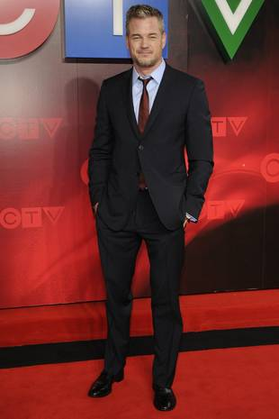 Grey's Anatomy's Eric Dane Is Hot and Scruffy at CTV Upfront (PHOTO)