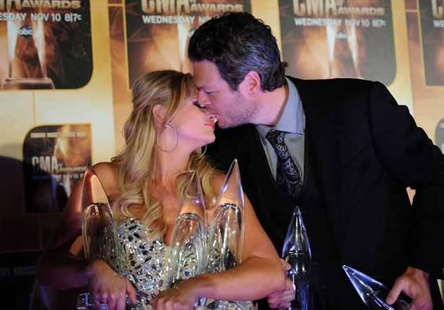 """Blake Shelton and Miranda Lambert Head Home to """"Do Husband and Wife Things"""""""