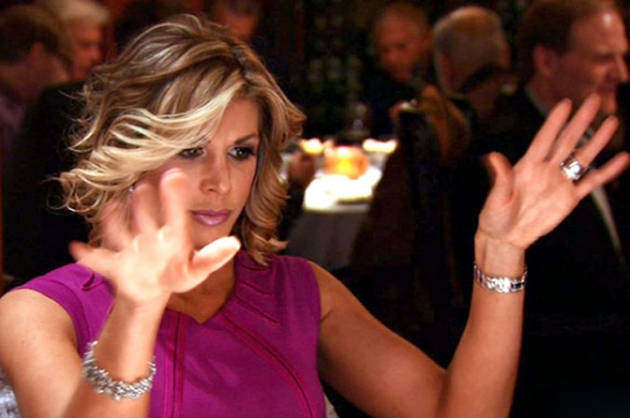 "Alexis Bellino: Gretchen Is ""Jealous and Territorial"" About Tamra"