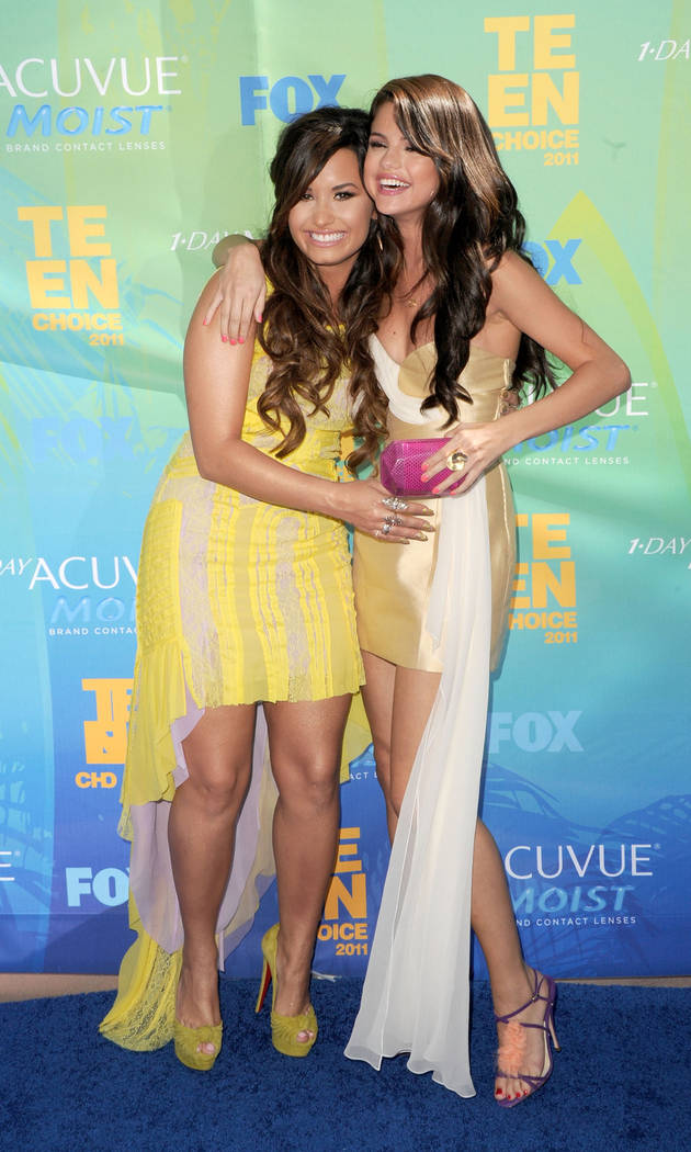 Best Friend Selena Gomez Supports Demi Lovato After Rehab