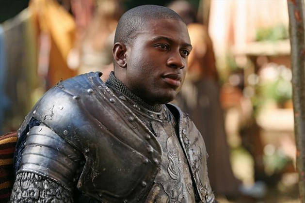 Once Upon a Time Season 3: Will Sinqua Walls Return as Sir Lancelot? — Exclusive