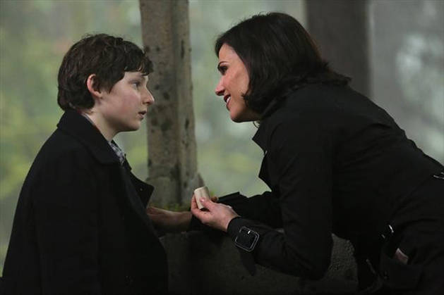 Once Upon a Time Season 3: Has Regina Ever Been to Neverland? Lana Parrilla Says…