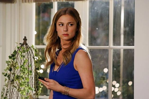 Emily VanCamp Talks Revenge Season 3, Captain America, And Summer Projects (VIDEO)