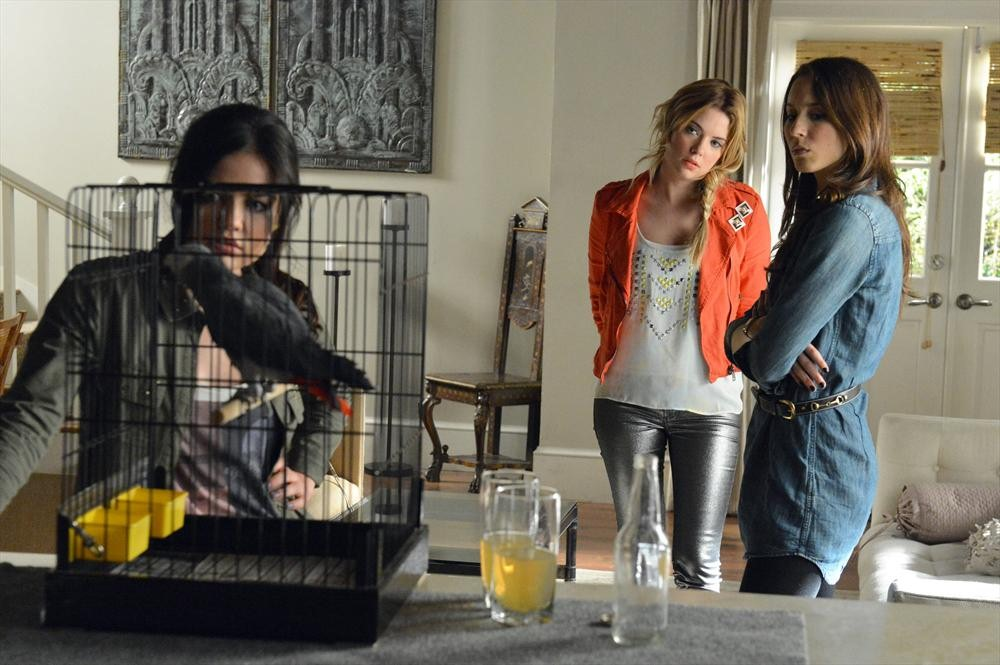 "Pretty Little Liars Music: Songs From Season 4, Episode 2: ""Turn of the Shoe"""