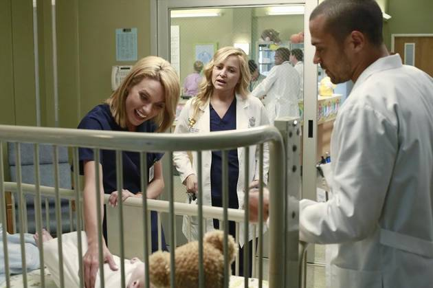 Grey's Anatomy Season 10: Will Lauren Be Back to Get Between Arizona and Callie?