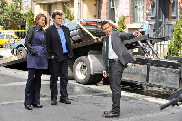 "Castle Season 5: Nathan Fillion Has ""No Idea"" What's in Store For Castle and Beckett"